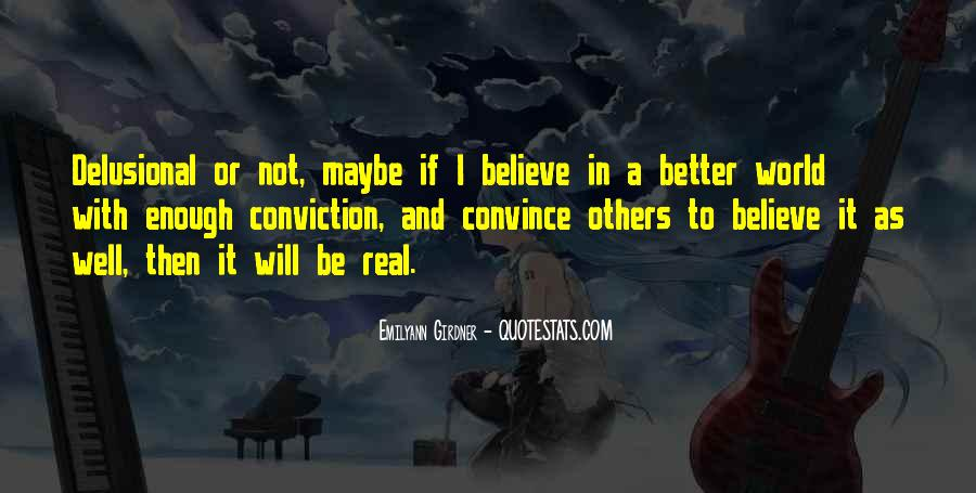 Convince Quotes Sayings #1271379