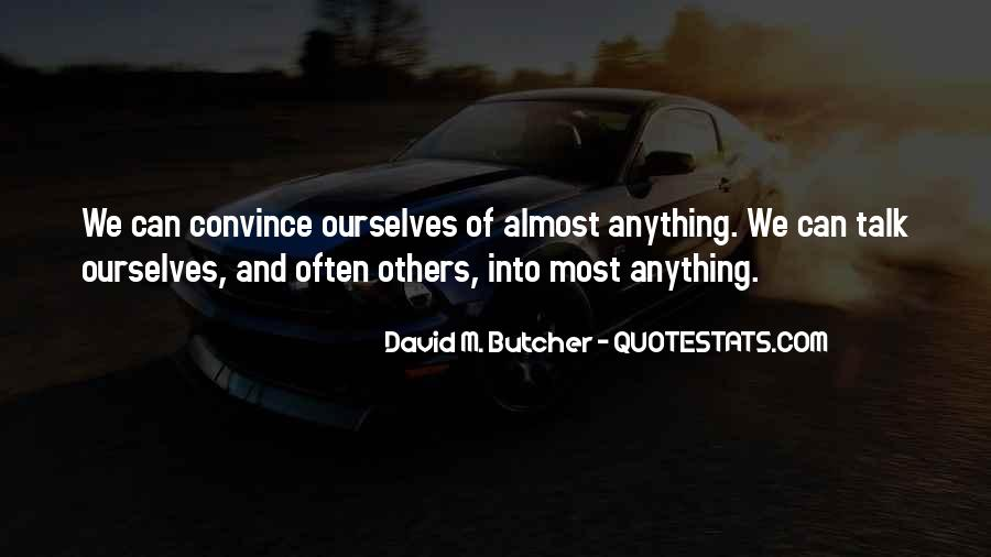 Convince Quotes Sayings #1819586