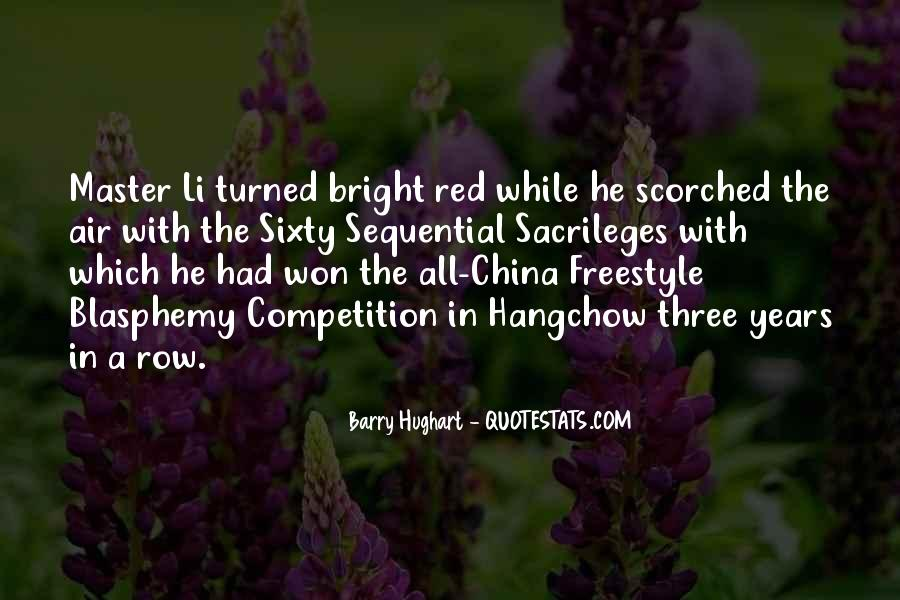 Quotes About Being Bright #6084