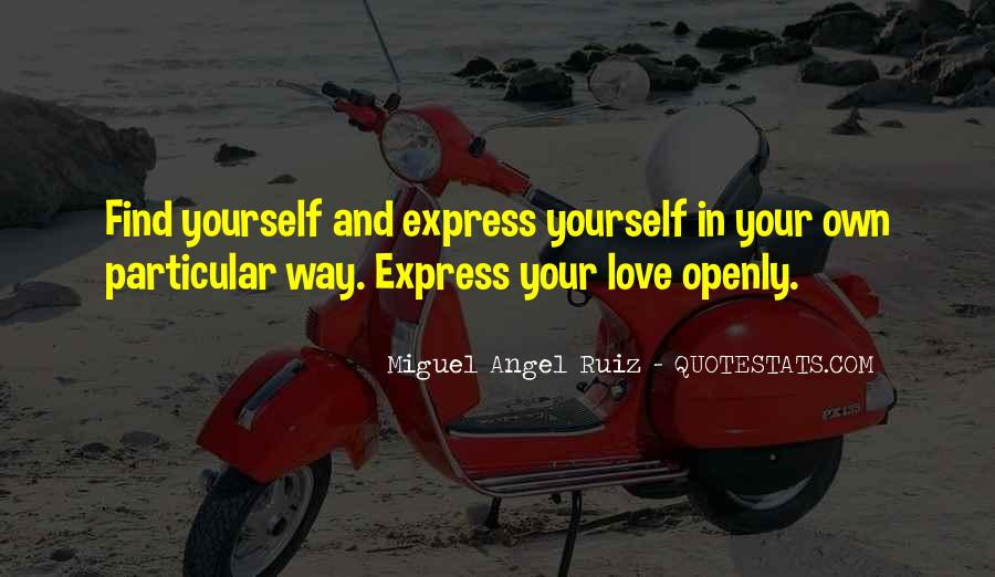 Quotes About Finding Your Own Way #1109951