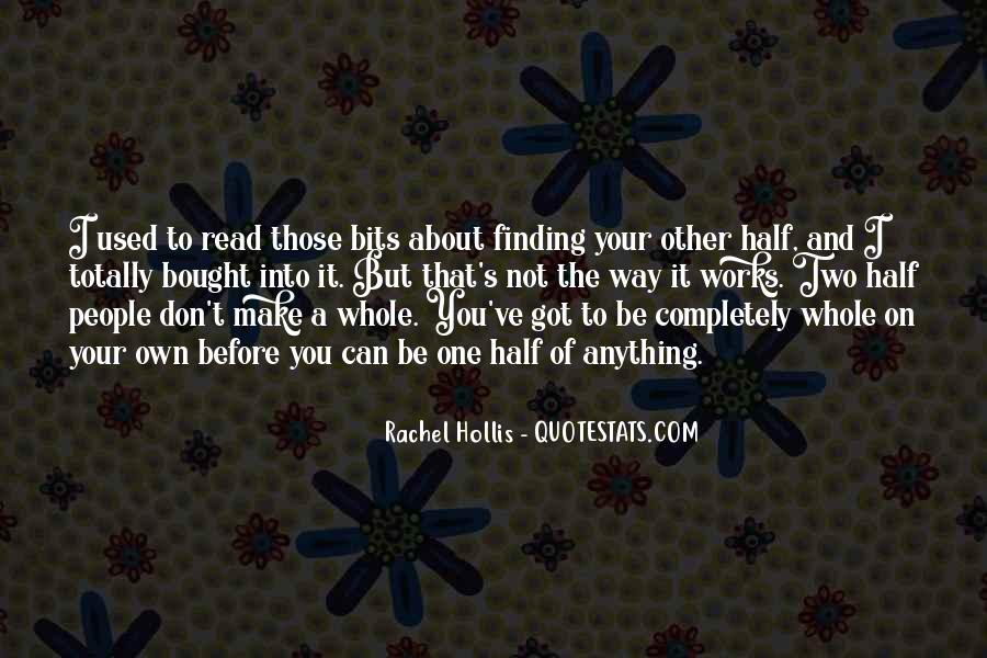 Quotes About Finding Your Own Way #1634126