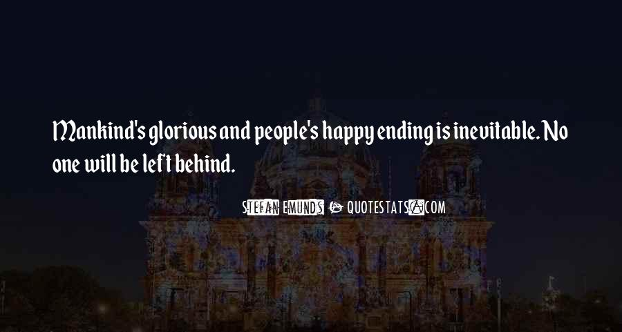 Quotes About No One Left Behind #1303119