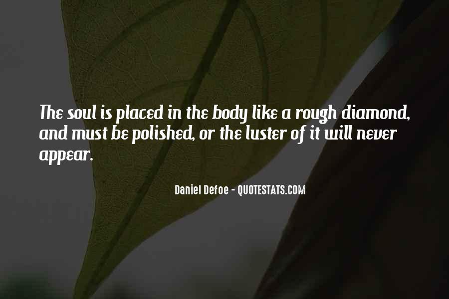 Rough Diamond Sayings #670131