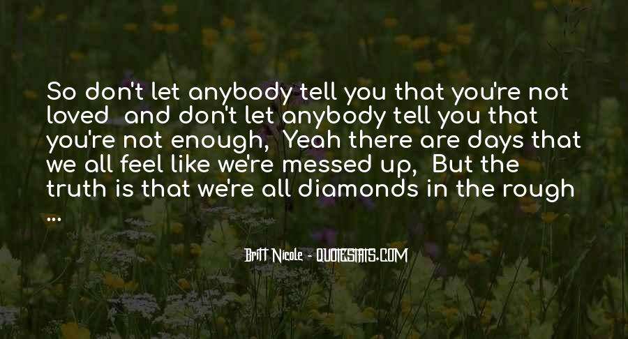 Rough Diamond Sayings #948111
