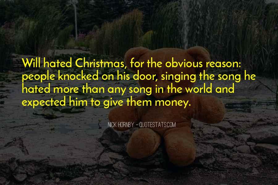 Christmas Door Sayings #1370229