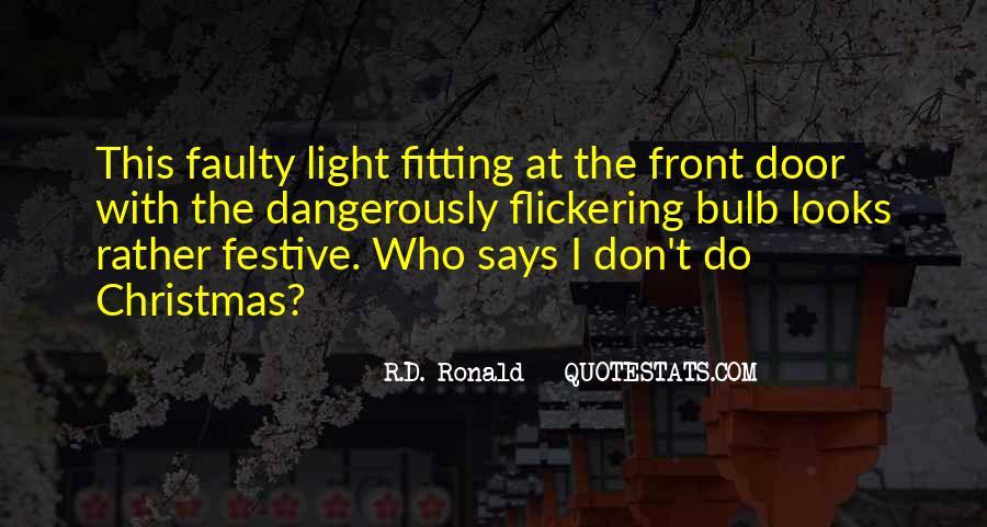 Christmas Door Sayings #714205