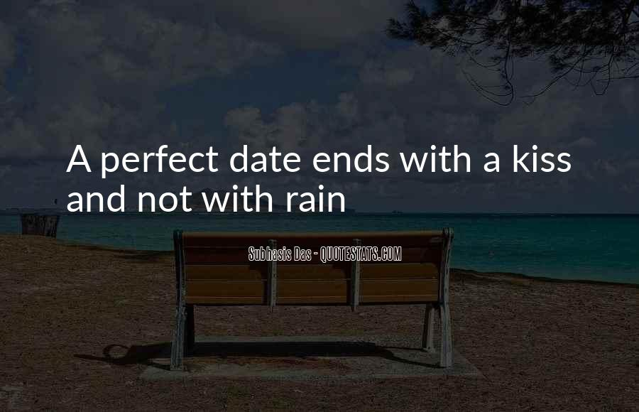 Perfect Date Sayings #332450