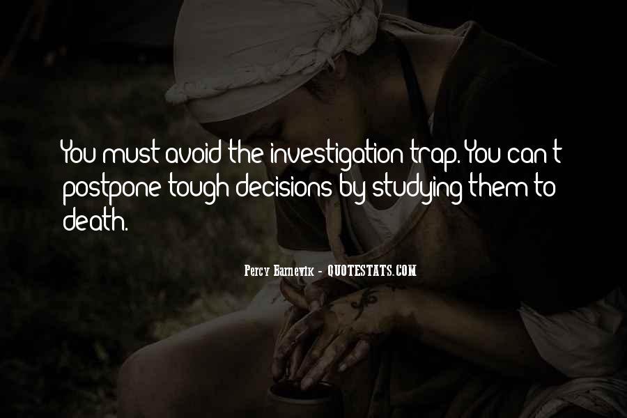 Tough Decision Sayings #1082860