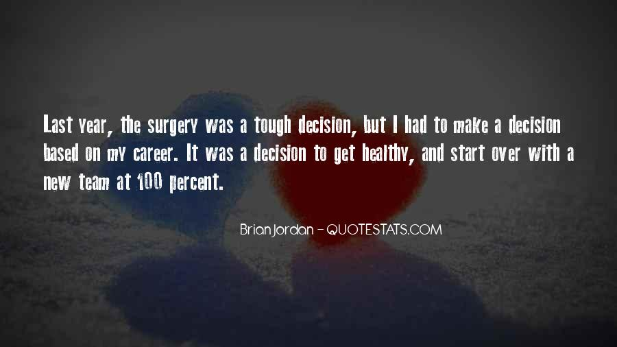 Tough Decision Sayings #1129614