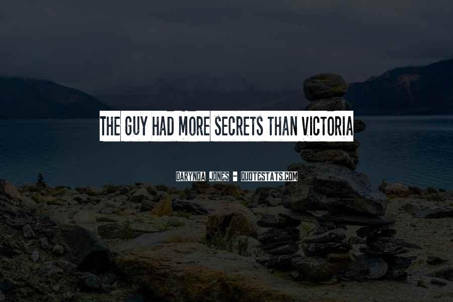 Victoria Secrets Sayings #1372954