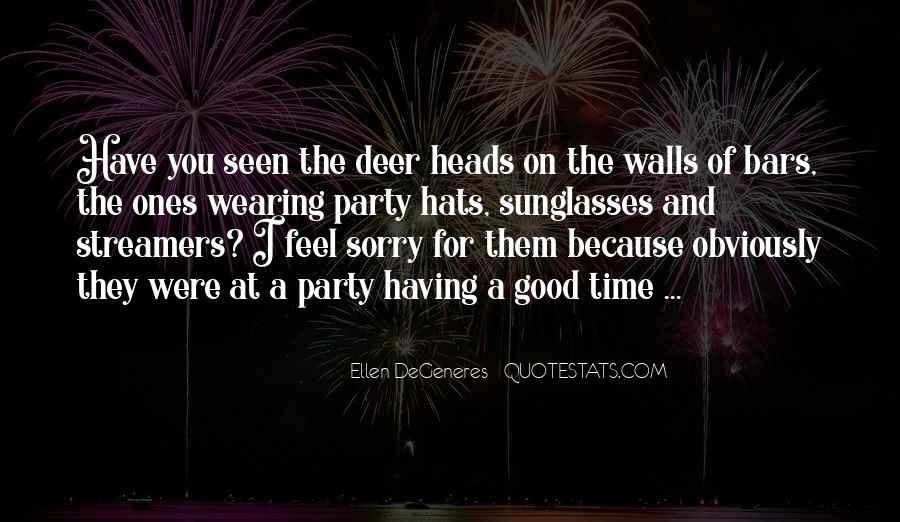 Good Deer Sayings #263151