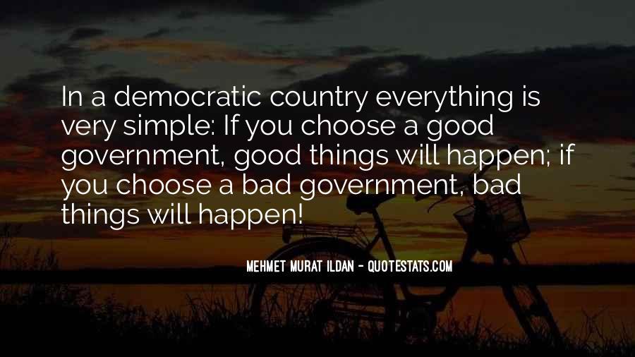 Democracy Quotes Sayings #1653251