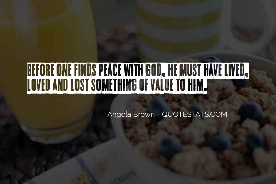 Quotes About Life Lessons With God #1381212