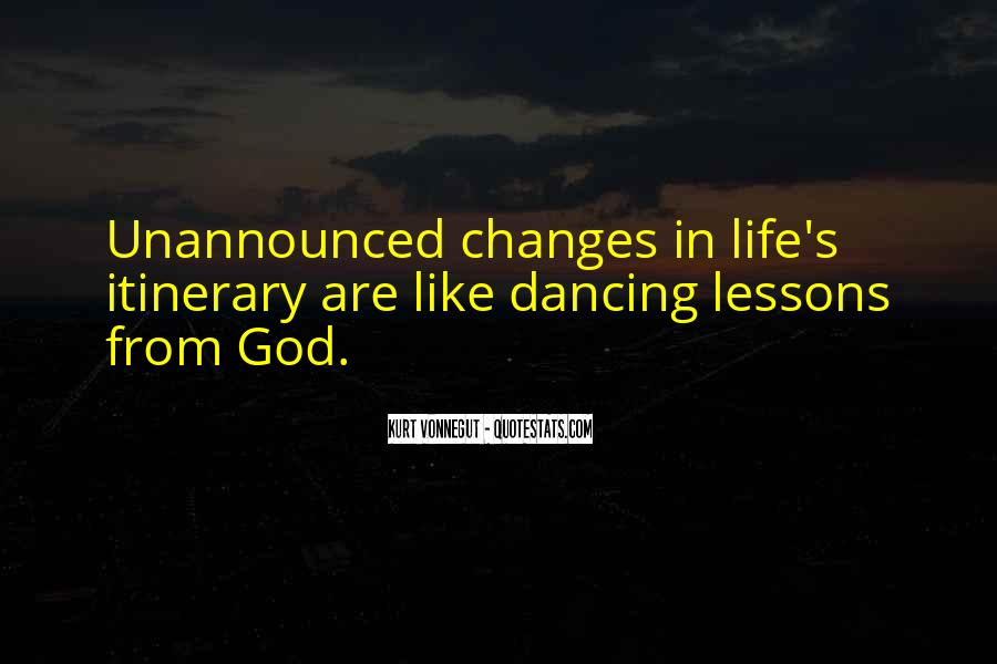 Quotes About Life Lessons With God #370751