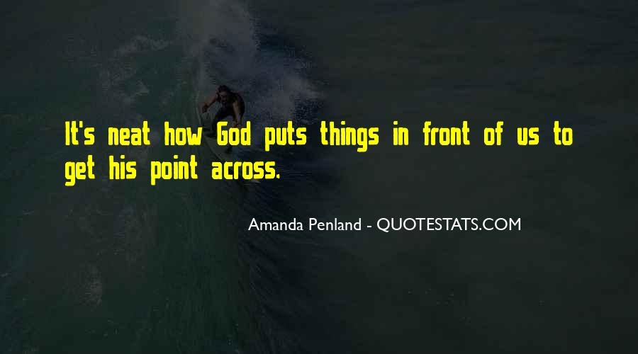 Quotes About Life Lessons With God #427911
