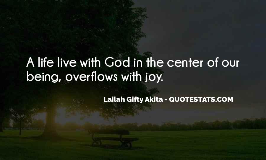 Quotes About Life Lessons With God #737868
