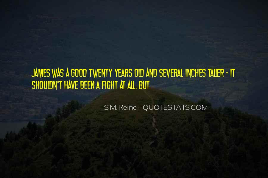 Old Fight Sayings #1675841