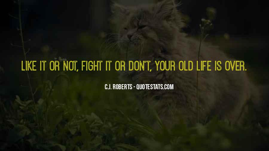 Old Fight Sayings #171061