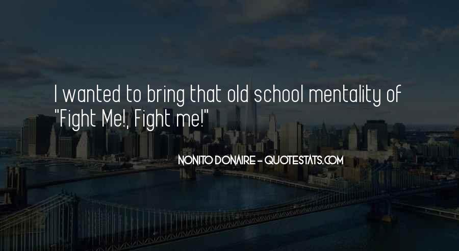 Old Fight Sayings #207684