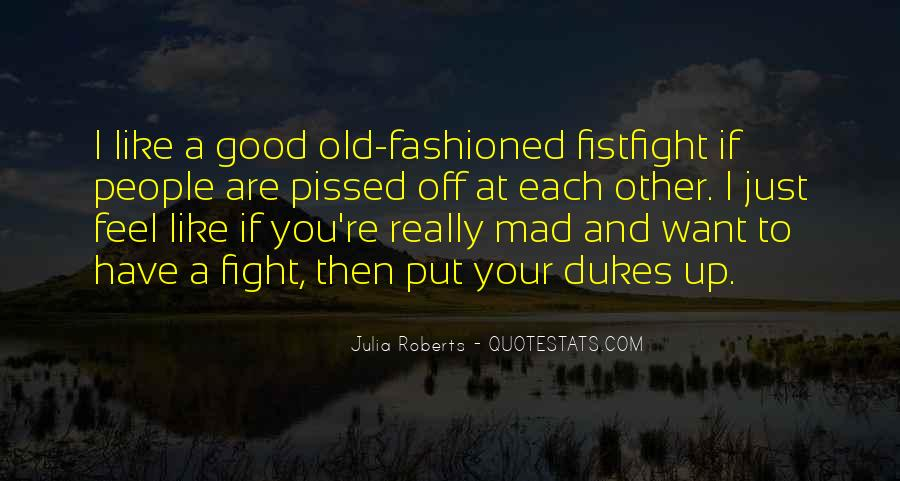 Old Fight Sayings #681039