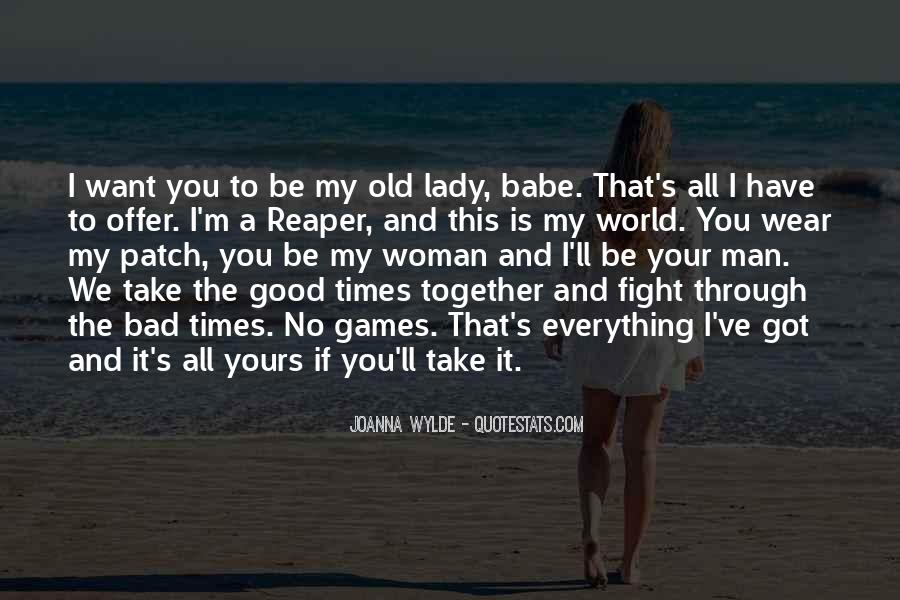 Old Fight Sayings #928634
