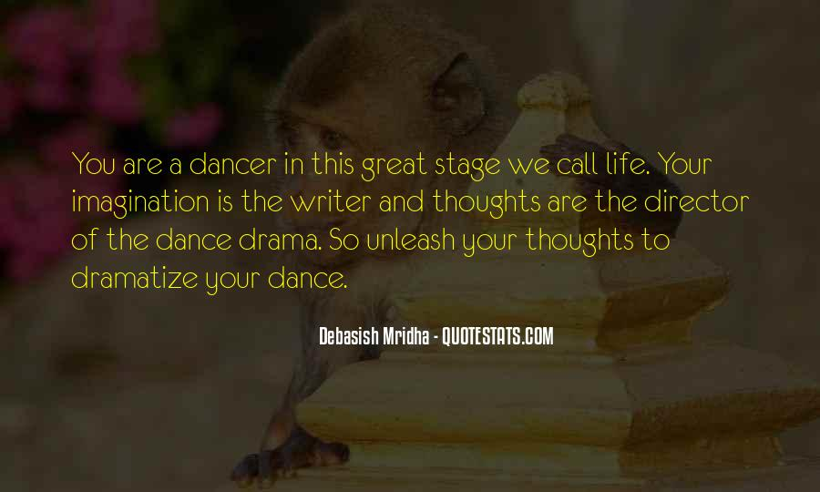 Drama Love Quotes And Sayings #667827