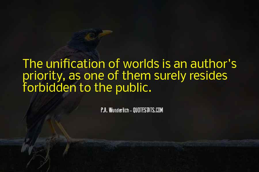 Quotes About 2 Worlds #9074