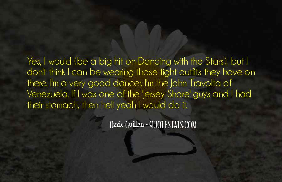Dancing With The Stars Sayings #1160858