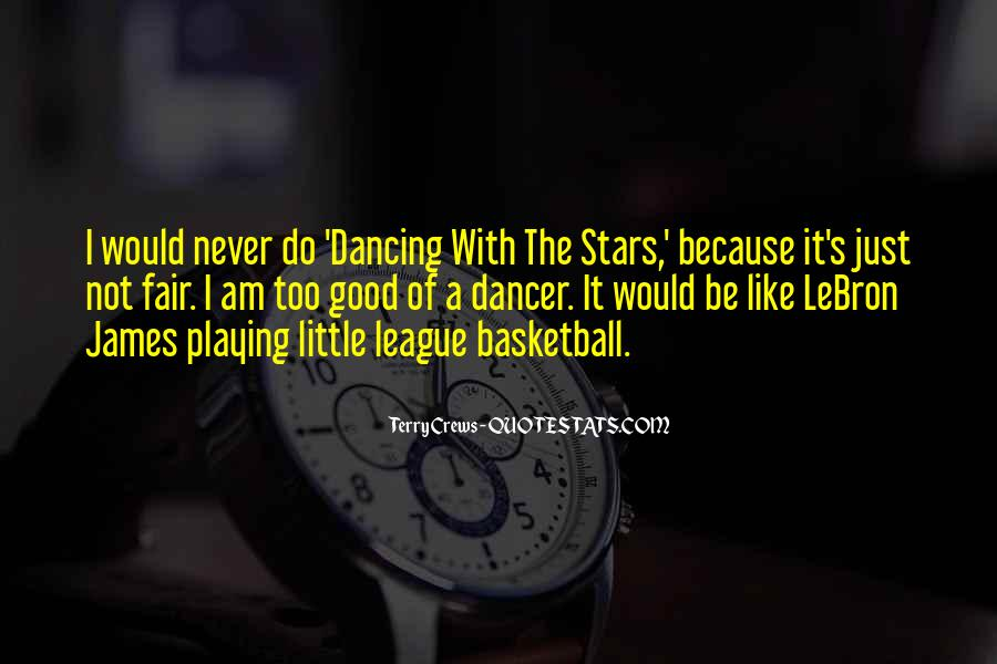 Dancing With The Stars Sayings #1178598