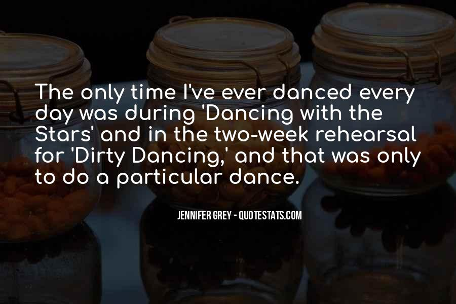 Dancing With The Stars Sayings #1844971