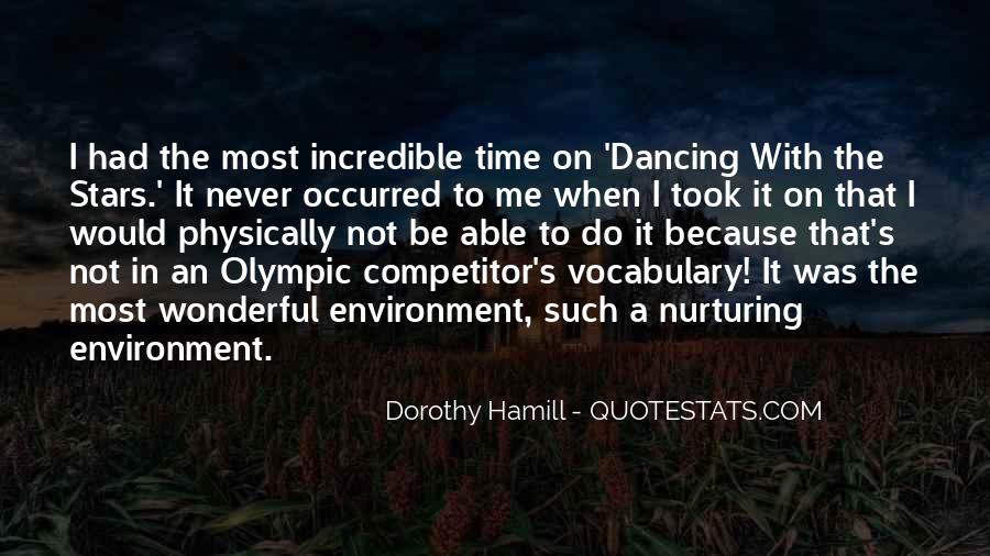 Dancing With The Stars Sayings #592937