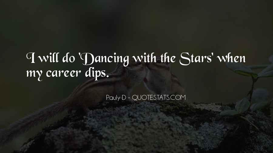 Dancing With The Stars Sayings #599647