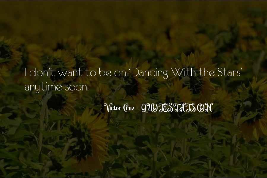 Dancing With The Stars Sayings #727039