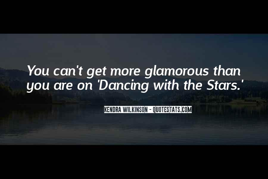 Dancing With The Stars Sayings #961739