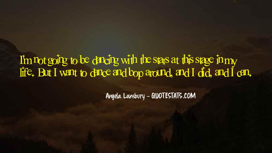 Dancing With The Stars Sayings #975962