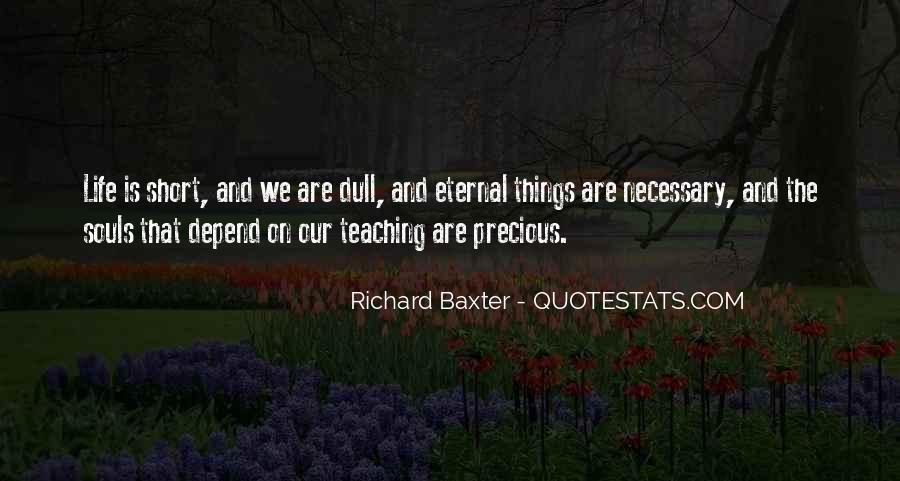 Life Teaching Sayings #137161