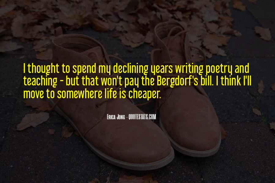 Life Teaching Sayings #140692