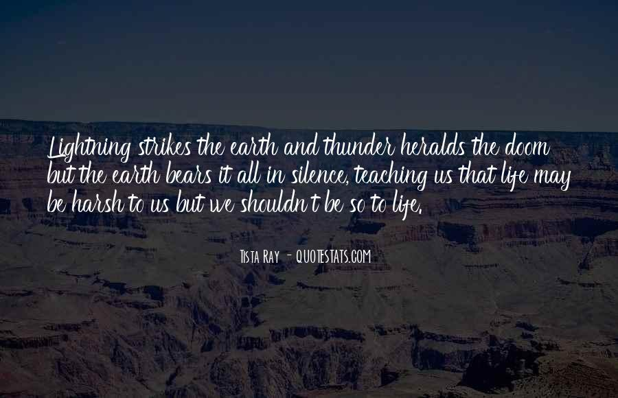 Life Teaching Sayings #144227