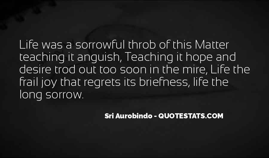 Life Teaching Sayings #225765