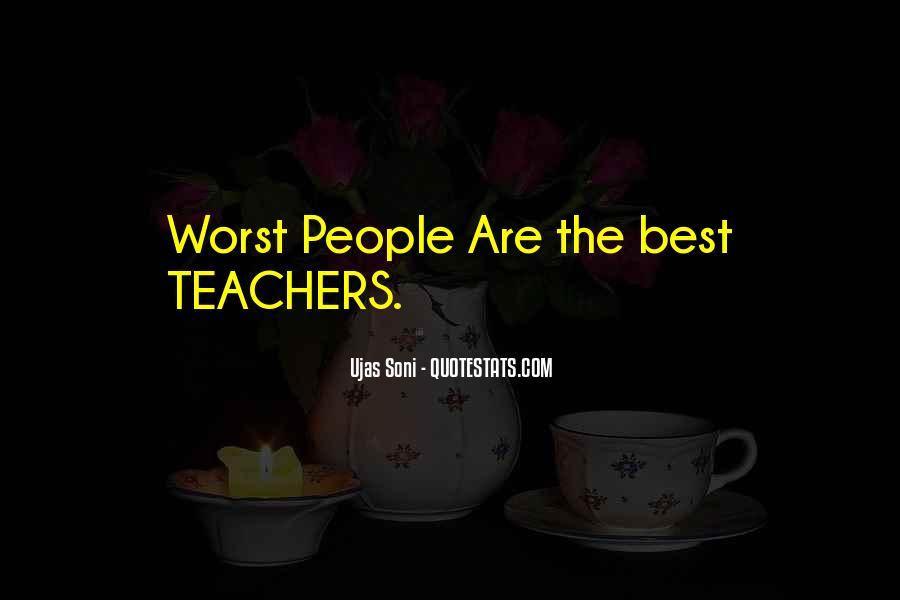 Life Teaching Sayings #326028