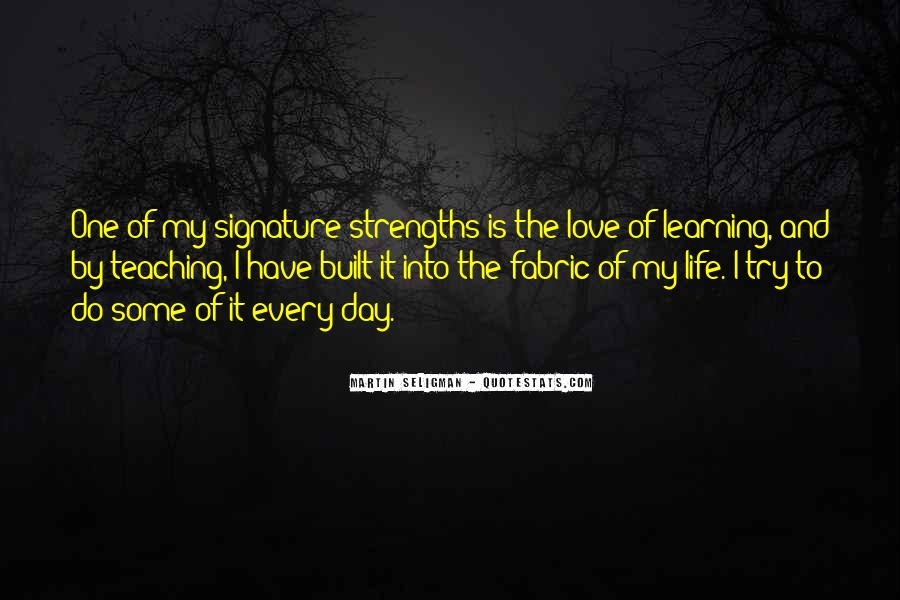 Life Teaching Sayings #359816