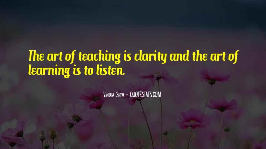 Life Teaching Sayings #381392