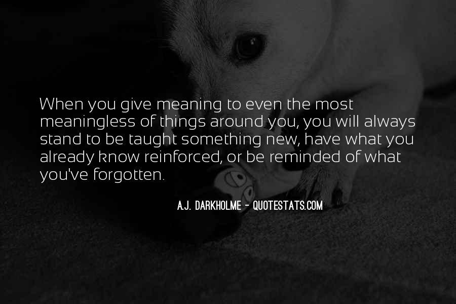 Life Teaching Sayings #391963