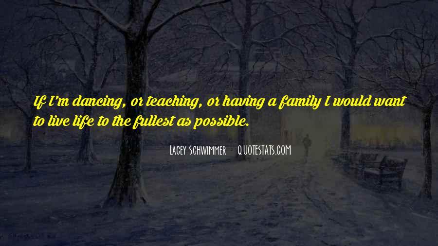 Life Teaching Sayings #426690
