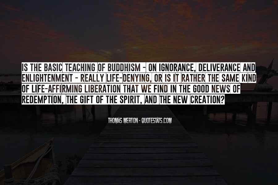 Life Teaching Sayings #4707