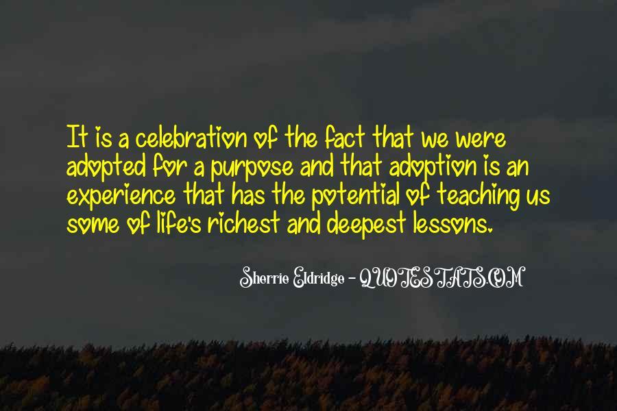Life Teaching Sayings #562