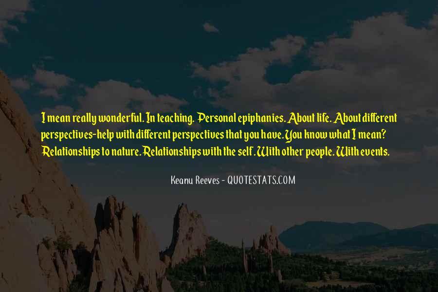 Life Teaching Sayings #74222