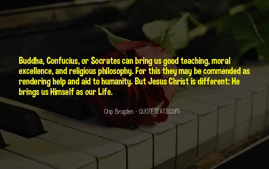 Life Teaching Sayings #88560