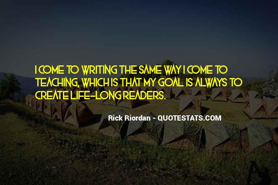 Life Teaching Sayings #98698