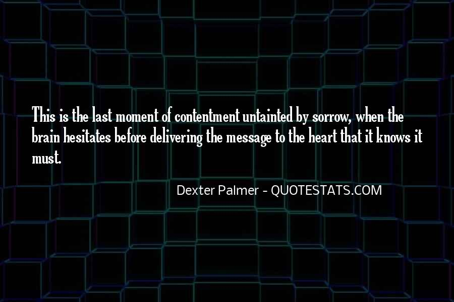 Quotes About Heart Over Brain #104632